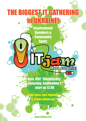 Knowledge Day with IT-Jam 2012