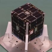 Yes, man! PolyITAN-1 – the first Ukrainian nanosatellite is on orbit!